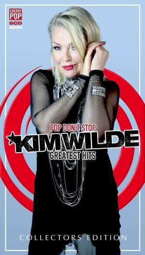 Kim Wilde - Pop Don't Stop: Greatest Hits