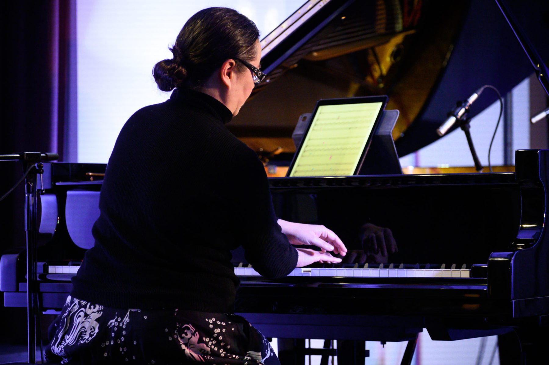 Rachel Kiyo Iwaasa, Music for the Winter Solstice 2019