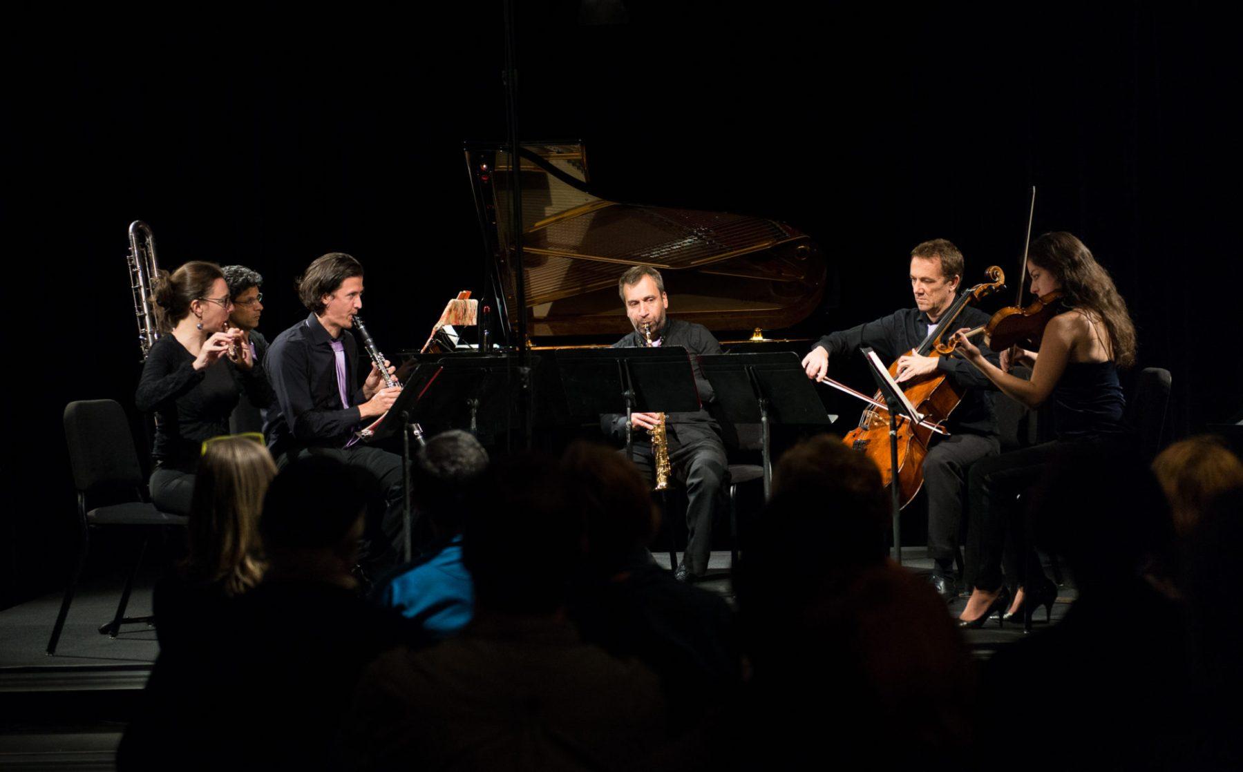Ensemble Variances with Lisa Bielawa