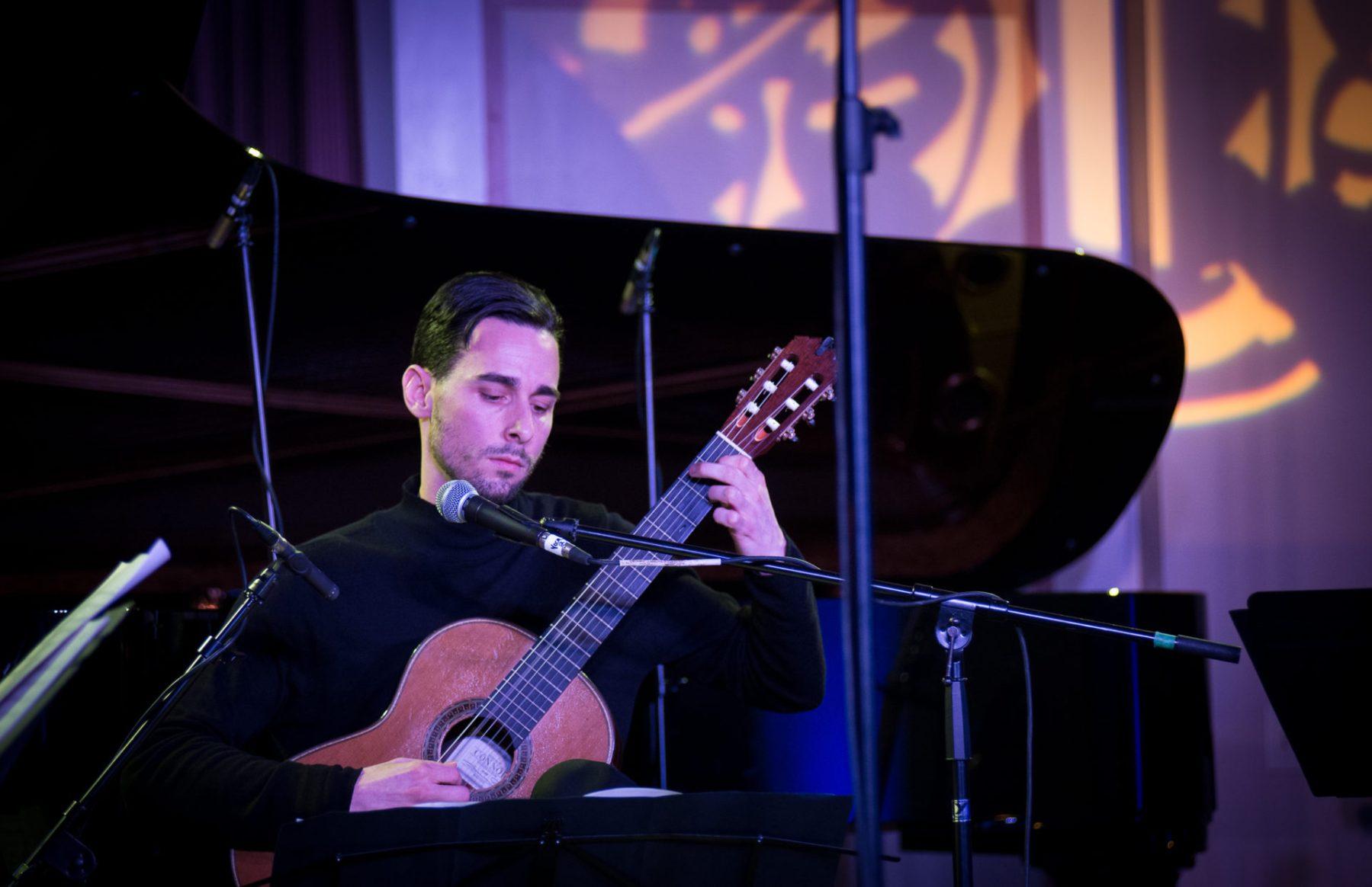 Adrian Verdejo, Music for the Winter Solstice 2016