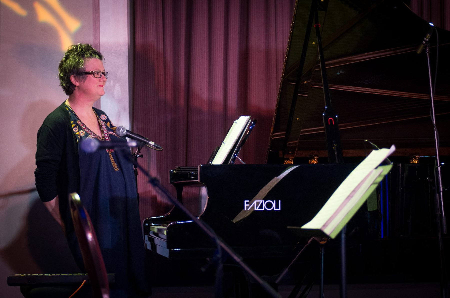 Veda Hille, Music for the Winter Solstice 2016