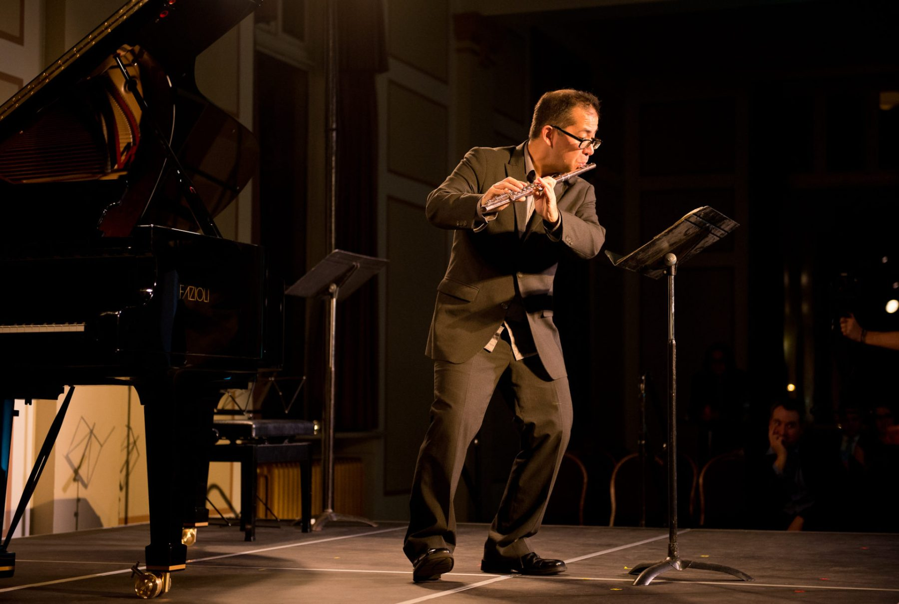 Mark Takeshi McGregor, Bach Party, Modulus Festival 2013
