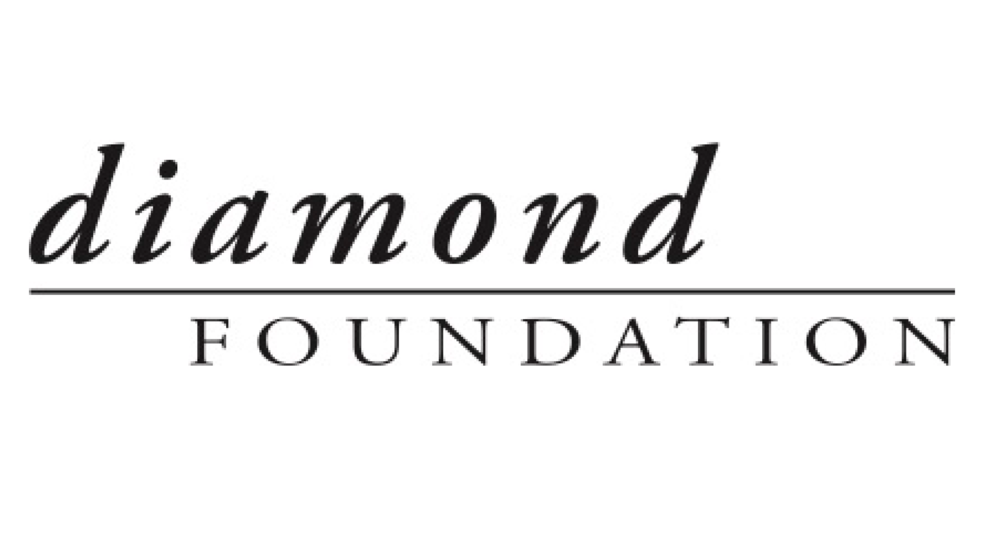 diamond foundation logo