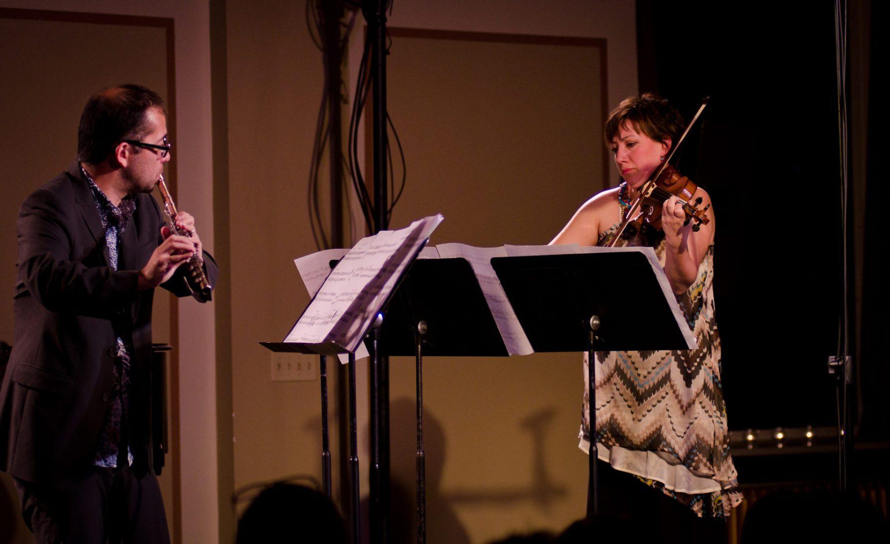 Mark Takeshi McGregor & Müge Büyükçelen, Modulus Festival 2012