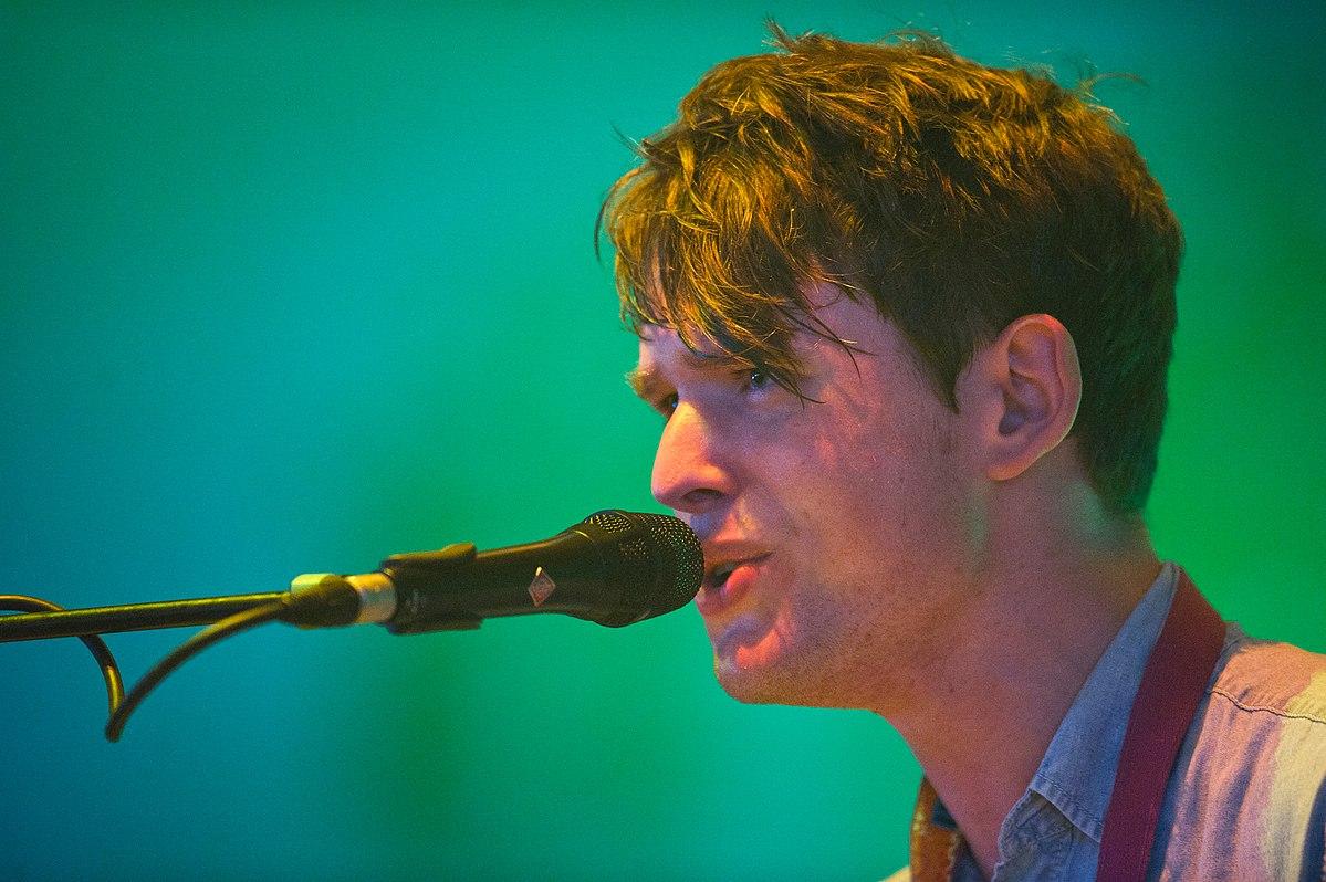 James Blake Live
