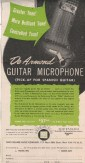 guitar-microphone