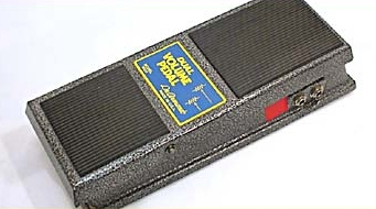 Model 1620 Dual volume pedal