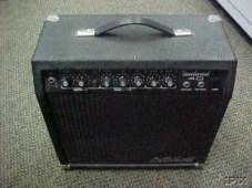 Guitarist 40 Amp (photo copyright B. Corbett) Bassist 1