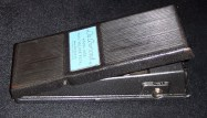 Model 1650 Pan volume stereo pedal.