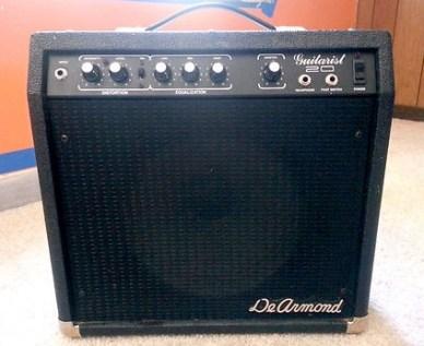 Guitarist 20 Amp (photo copyright metaphoria3)