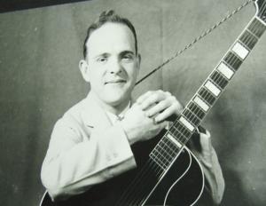 Harry DeArmond w Gibson