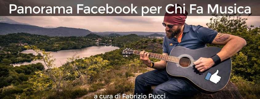 Esempi Pagine Facebook Musicisti Cantanti Band
