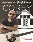 Corey Smith to Launch Headline Tour