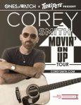Corey Smith to Launch Headline Tour