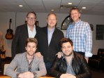 The Swon Brothers Ink With Sony/ATV