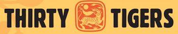 thirty tigers logo11