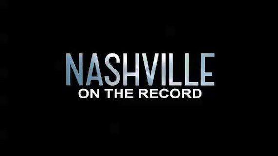 nashville on the record1