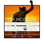 McGraw To Release 'Sundown Heaven Town' in September