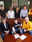Writer's Den Music Group Inks Deal With Tom Worth