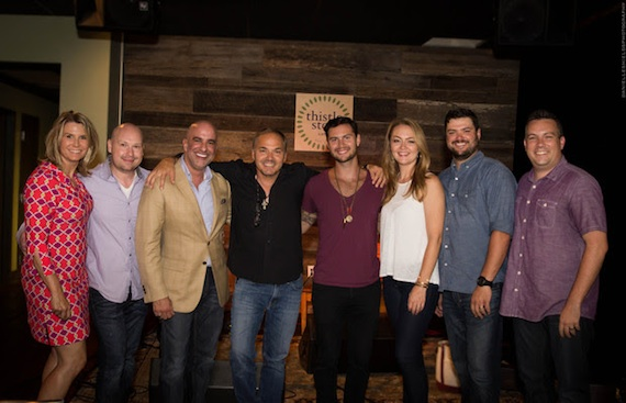 ctm writers ink signs marcus hummon musicrow nashville