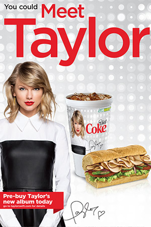 Taylor Swift Meet And Greet Passes  Tour