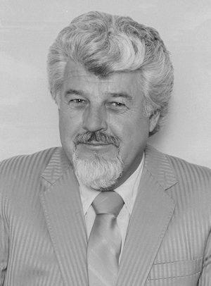 Bob Montgomery in 1988.