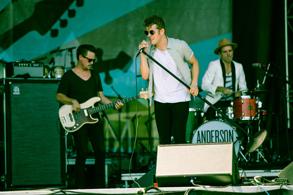 Anderson East. Photo: Chad Crawford Photography