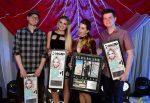 Kelsea Ballerini Brings Nashville To 'Neverland' To Celebrate Third No. 1 Single