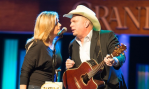 Garth Brooks, Trisha Yearwood Reveal Holiday Album With Guest James Taylor