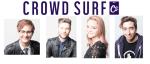 Crowd Surf Promotes Four