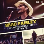 Brad Paisley To Release CD/DVD, PBS Special From West Virginia University