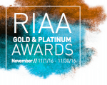RIAA Gold & Platinum Certifications Announced For November 2016