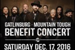 Zac Brown Band To Headline East Tennessee Relief Events Dec. 17-18