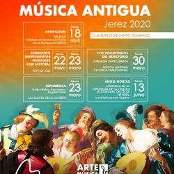 Música, Música Antigua; Jerez
