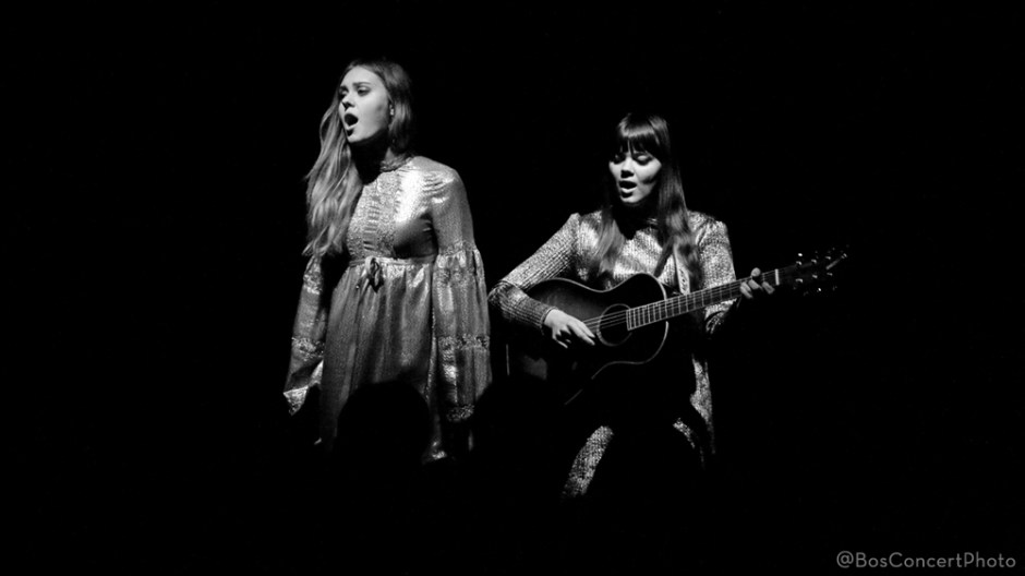 First Aid Kit @ The Paradise