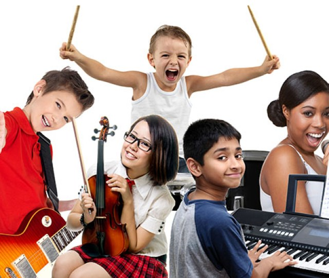 Private Music Lessons For Children In Tarzana