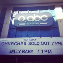 CHVRCHES play the ABC