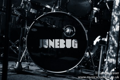 Junebug Live at King Tuts, Glasgow. January 2015