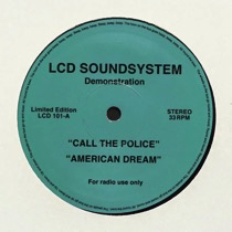 lcd-soundsystem-call-the-police-american-dream-cover