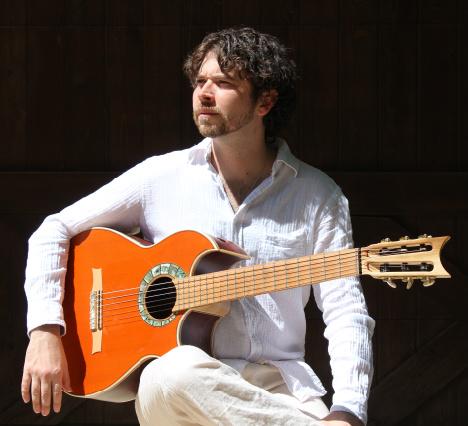 Guitarist, Joel Pipkin