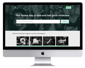 Australia's Largest Musician Marketplace, Allegro Live, closes seed funding round lead by Uluwatu Capital