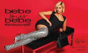 2X Grammy Nominated Artist, Bebe Rexha Has Paired Up With Namesake Fashion Brand, bebe To Debut New Marketing Campaign, Titled 'BEBE LOVES BEBE'