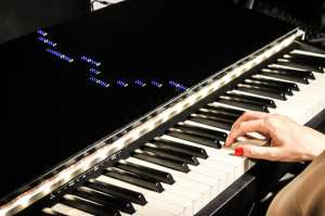 ForteRight Arcade Makes Learning The Piano Fun