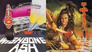 Two Wishbone Ash Album Sets Remastered and Expanded For 2018