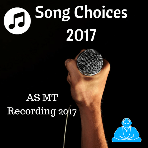Song Choices 2017