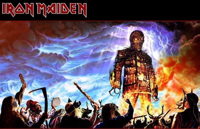 The 25 Best Iron Maiden Intros