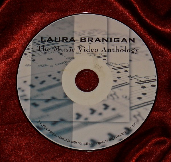 Laura Branigan Music Video & Performance Anthology (40 Mins.)
