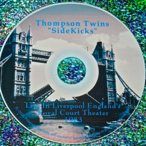Thompson Twins: Sidekicks-Live in Liverpool's Royal Court, England 1983