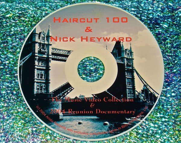 Haircut 100 & Nick Heyward (Solo) Music Video Anthology & Reunion Documentary Volume I (90 Minutes)