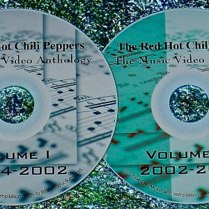 "Red Hot Chili Peppers Music Video Anthology 1984-2012 2 DVD Set (3 Hours) includes ""Brendan's Death Song"", ""Look Around"", Monarchy of Roses"" and ""The Adventures of Rain Dance Maggie"""